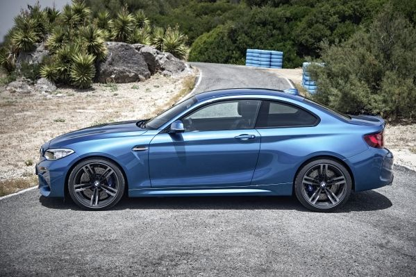 P90199662 lowRes the new bmw m2 10 20 BMW M2 Coupe : Ένα εργοστασιακό drift car BMW, BMW 2002 turbo, BMW M2, BMW M2 Coupé, COUPE