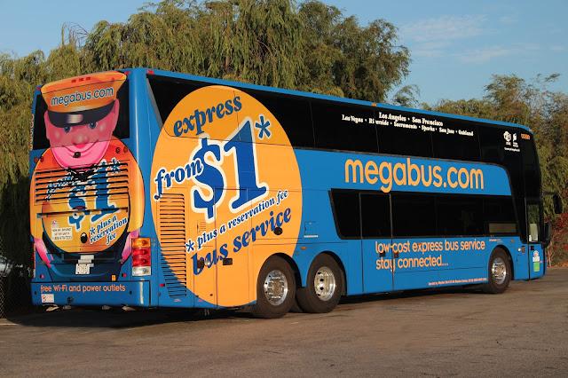 megabus europe