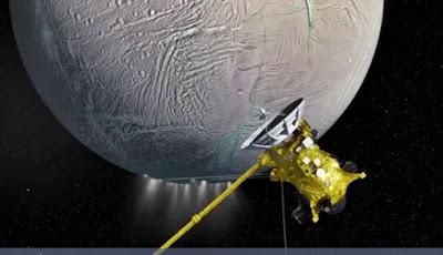 Ilmuwan Temukan Bukti Kehidupan Alien Di Bulan Milik Saturnus
