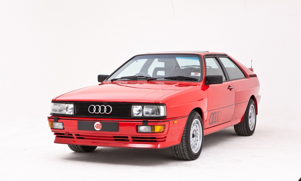 fab wheels digest f w d audi quattro coupe 1980 91. Black Bedroom Furniture Sets. Home Design Ideas