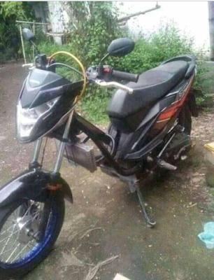 Honda Beat Modif Ala Honda Sonic? Atau Honda Sonic Modif Honda Beat?