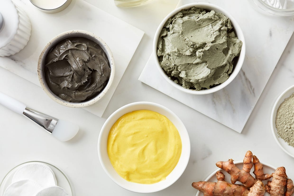 clay for skin detox