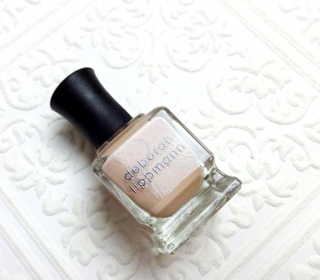 Deborah Lippmann Naked polish