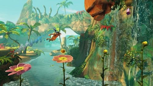 Jet Kave Adventure Gameplay