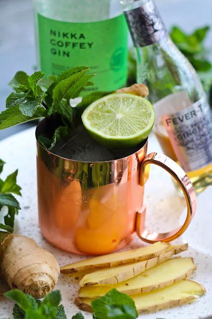 nikka-coffey-mule,london-mule,fever-tree,recette,madame-gin
