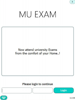 MU EXAM APP LAUNCH - muquestionpaper
