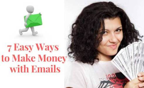 7 Easy Ways to Make Money with Emails