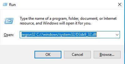 Télécharger D3dx9_32.dll Fichier Gratuit Installer
