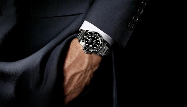 Best black watches in sonata for men