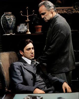 The Godfather Marlon Brando Al Pacino