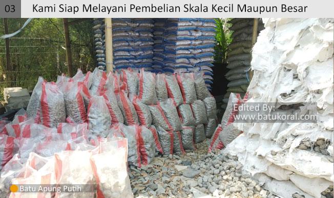 jual batu apung untuk industri