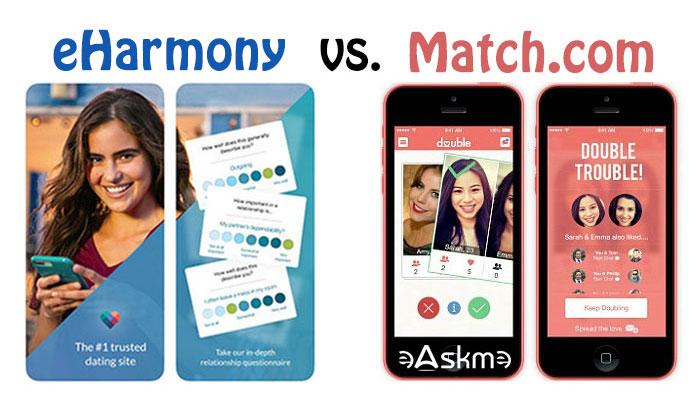 3 Reasons eHarmony Is Better Than Match: eAskme