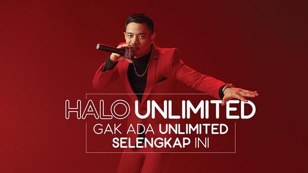Paket Halo Unlimited