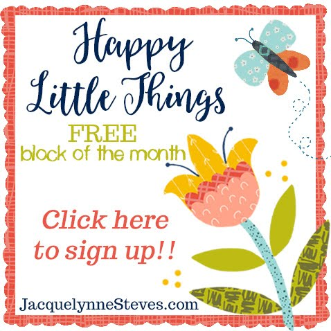 Happy Little Things!