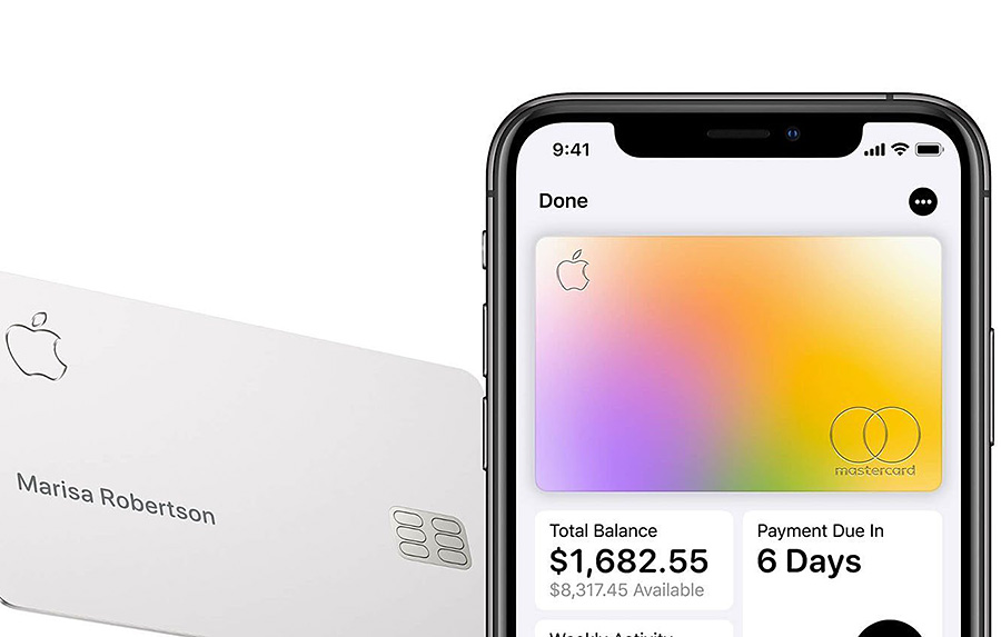 Goldman Sachs apple-card-COVID-19