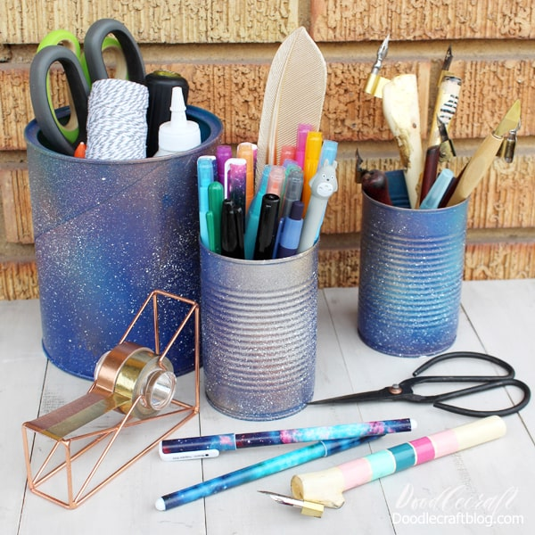 15 Out of this World Galaxy Crafts + DIY's!