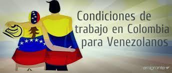 empleos para venezolanos en suba
