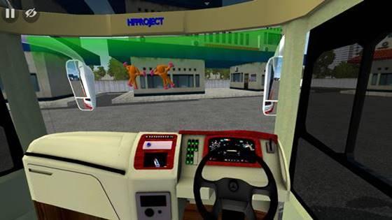 download mod bus rexus full anim terbaru