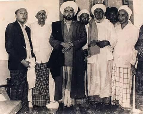 Ketika Habib Abdullah Bilfaqih Takut Kualat sama Gus Nu'man Hamid Pasuruan