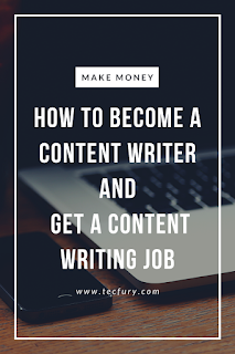 How To Become A Content Writer 2020