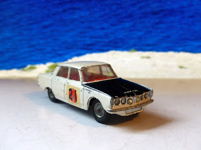 322 Rover 2000 International Rally