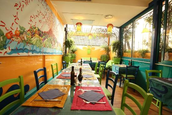Restaurante Il Terrazzino em Mônaco