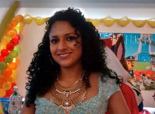 Piden ayuda para María Fernanda Rivas Torres desaparecida en el Coyol en Veracruz.