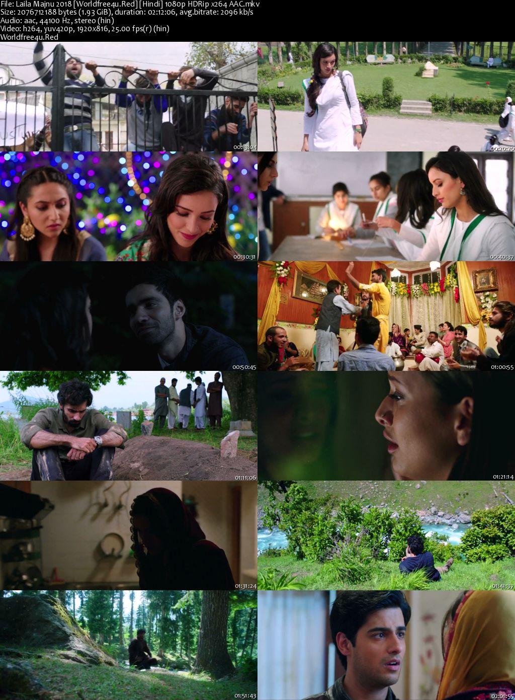 Laila Majnu 2018 Hindi HDRip 1080p