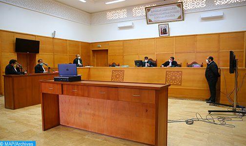 لجنة التنسيق المركزية تدعو إلى تنظيم الجلسات وتحديد عدد الملفات بمحاكم الاستئناف بما يضمن عدم تضخم القضايا واحترام التباعد الاجتماعي