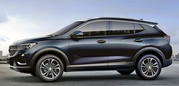 All New Buick Encore Gx Compact Crossover Coming To The U S Carscoops