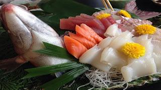 Types of Sashimi