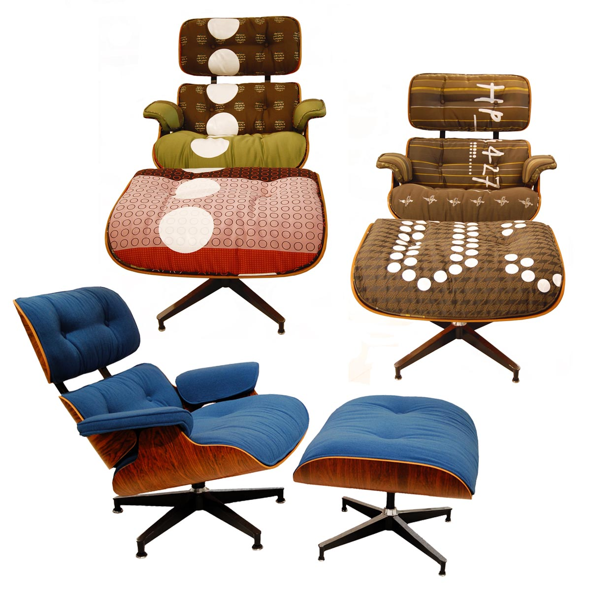 ottoman lounge chair products wwb modern source the eames reproduction