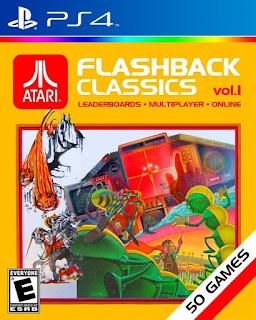 Atari Flashback Classics Vol 1 PS4