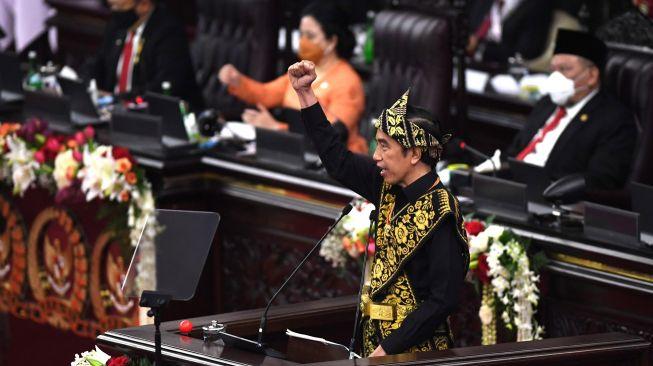 Jansen: Terbius Benar Kita Dengar Pidato Presiden Jokowi Kemarin