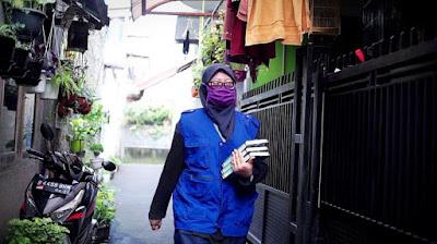 TCare Lakukan Gerakan #AntarQuran di Masa Pandemi