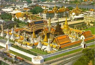 The Grand Palace | Maskot Wisata Thailand