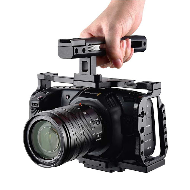 Review Blackmajic Pocket Cinema Camera (BMPCC) 4K