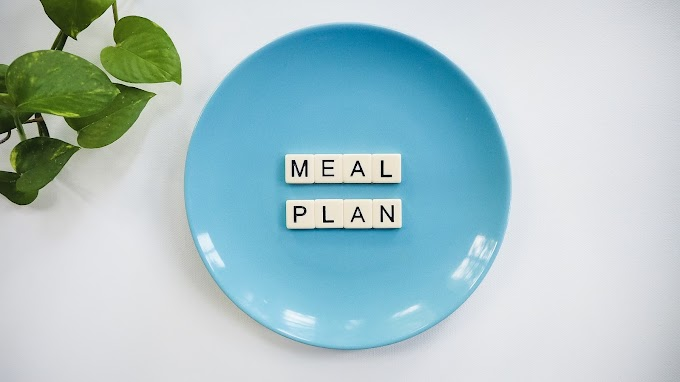 Meal plan for weight loss & gain.