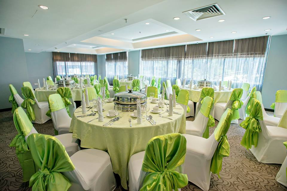 Meja rasa kk blog dreamtel hotel kota kinabalu have something we have the appropriate venue for all your event needs junglespirit Image collections
