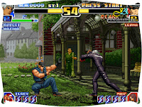 The King of Fighters 99 PC Game - Screenshot 4