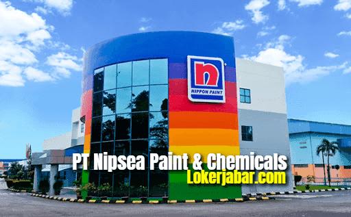 Lowongan Kerja PT Nipsea Paint And Chemicals 2021