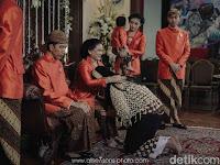 4 Pesan Khusus Jokowi kepada Kahiyang Ayu dan Bobby