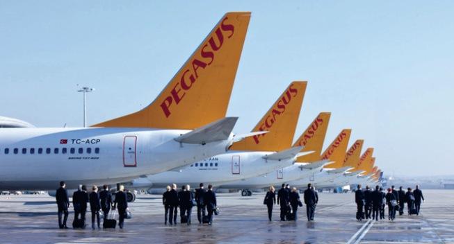 طيران بيجاسوس Pegasus Airlines