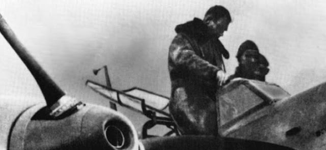 Rudolf Hess preparing for his 10 May 1941 flight worldwartwo.filminspector.com