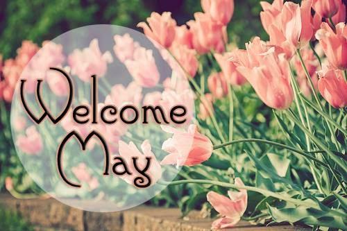 Benvenuto Maggio - Welcome may