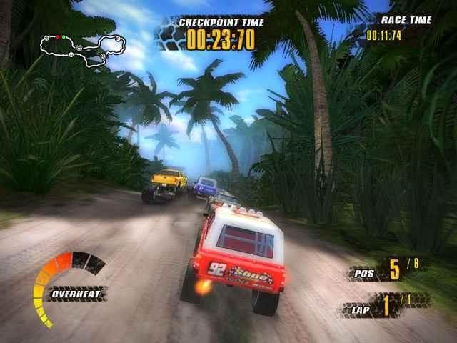 تحميل لعبة Offroad Racers