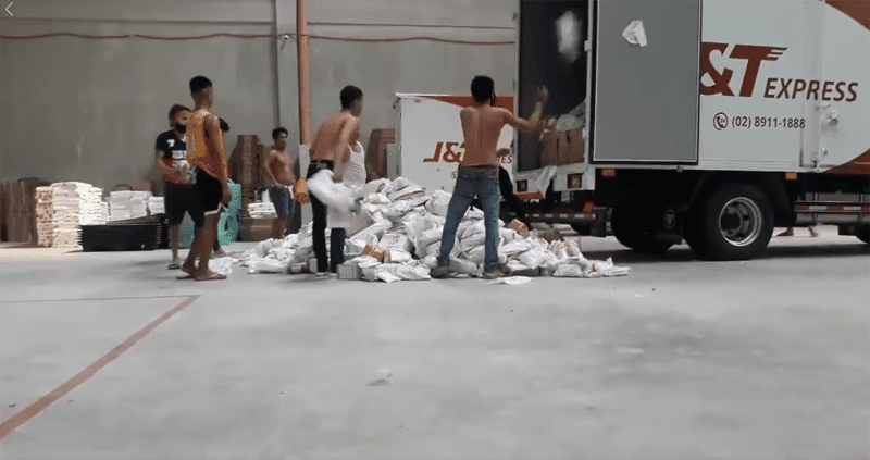 """J&T Express addressed """"package-throwing"""" viral video"""