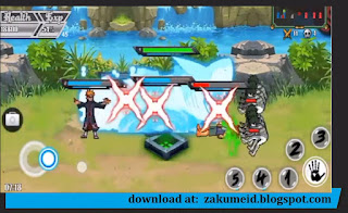 Download Naruto Senki Mod Blood Moon Senki Apk