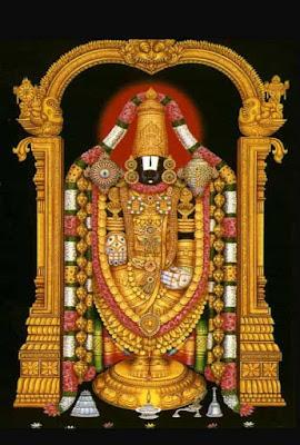 Venkateswara Vajra Kavacha Stotram