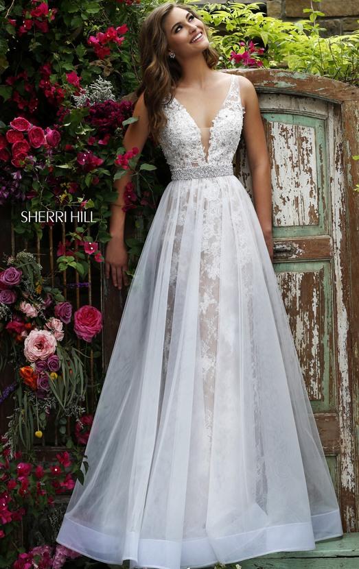 vestidos de novia elegantes con estilo y distincion: novias sherri